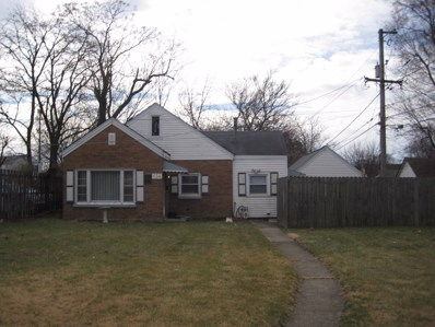 134 E 12th Street, Chicago Heights, IL 60411 - MLS#: 09873772
