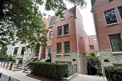 2417 N Janssen Avenue UNIT C, Chicago, IL 60614 - MLS#: 09873889