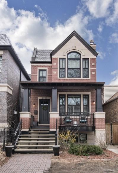 2023 W School Street, Chicago, IL 60618 - MLS#: 09874015