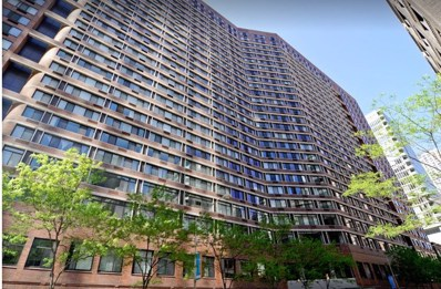 211 E Ohio Street UNIT 2504, Chicago, IL 60611 - MLS#: 09874070