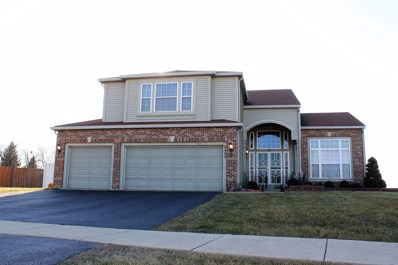 6409 Hummingbird Court, Matteson, IL 60443 - #: 09874405
