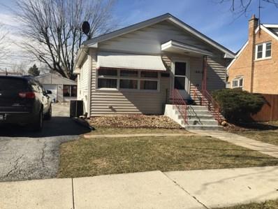 14414 S Campbell Avenue, Posen, IL 60469 - #: 09874629