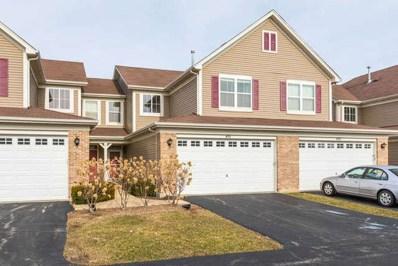 401 Bluegrass Parkway UNIT 401, Oswego, IL 60543 - MLS#: 09874887
