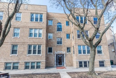 3510 N SPRINGFIELD Avenue UNIT 3N, Chicago, IL 60618 - MLS#: 09874990
