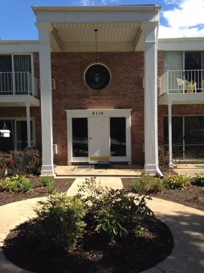 5115 Blodgett Avenue UNIT 103W, Downers Grove, IL 60515 - MLS#: 09875156