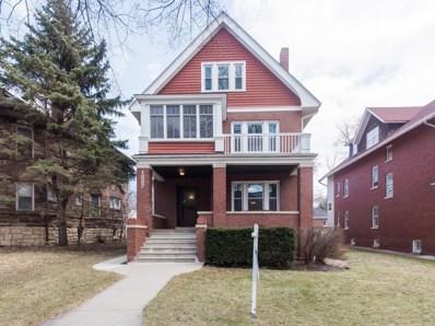 1827 Wesley Avenue, Evanston, IL 60201 - MLS#: 09875312