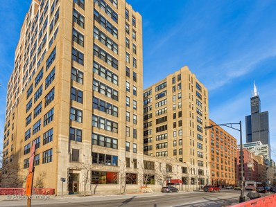 728 W Jackson Boulevard UNIT 818, Chicago, IL 60661 - MLS#: 09875333