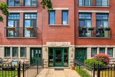 2040 W Warner Avenue UNIT 104, Chicago, IL 60618 - MLS#: 09875457