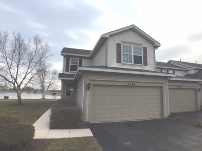 1794 N Wentworth Circle, Romeoville, IL 60446 - #: 09875581