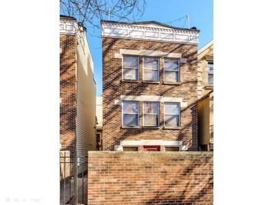 1839 N Bissell Street UNIT 3, Chicago, IL 60614 - MLS#: 09875588
