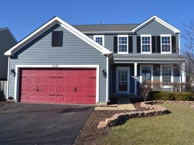 5101 Montauk Drive, Plainfield, IL 60586 - #: 09875807