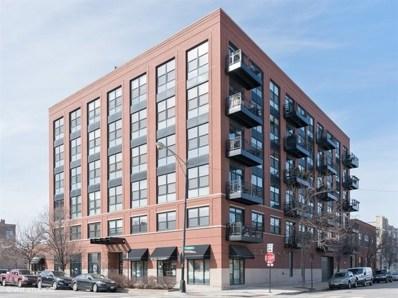 1260 W WASHINGTON Street UNIT 608, Chicago, IL 60607 - MLS#: 09875943