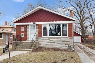 15111 East End Avenue, Dolton, IL 60419 - MLS#: 09875980
