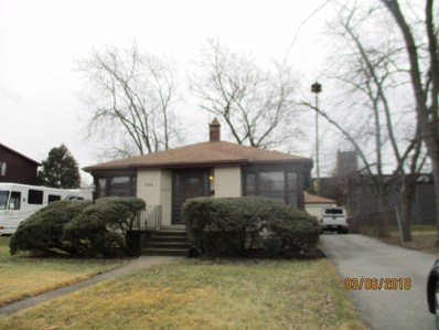 492 W 15th Place, Chicago Heights, IL 60411 - MLS#: 09876113