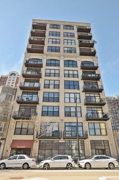 1516 S WABASH Avenue UNIT 906, Chicago, IL 60605 - MLS#: 09876177
