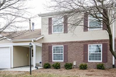 377 Newport Lane UNIT B1, Bartlett, IL 60103 - MLS#: 09876216
