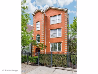 1400 W Ohio Street UNIT 2, Chicago, IL 60642 - MLS#: 09876337