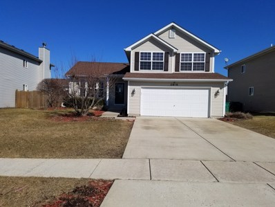2816 Sierra Avenue, Plainfield, IL 60586 - MLS#: 09876434