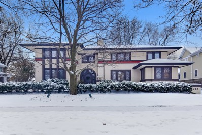 222 E Hickory Street, Hinsdale, IL 60521 - MLS#: 09876458