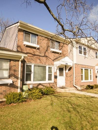 214 Jefferson Lane, Wood Dale, IL 60191 - MLS#: 09876618