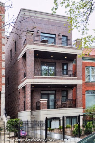 2307 N Greenview Avenue UNIT 1, Chicago, IL 60614 - MLS#: 09876630
