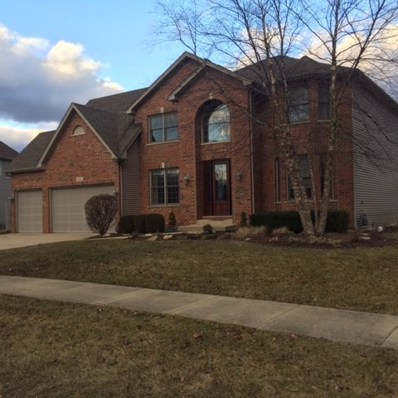26021 Whispering Woods Circle, Plainfield, IL 60585 - MLS#: 09877139