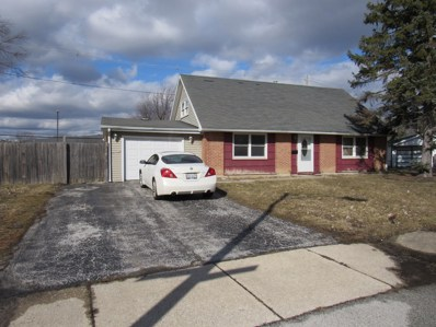 159 W RAYE Drive, Chicago Heights, IL 60411 - MLS#: 09877184