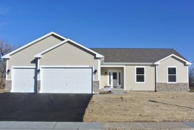 1608 Hillside Lane, Mchenry, IL 60051 - MLS#: 09877189