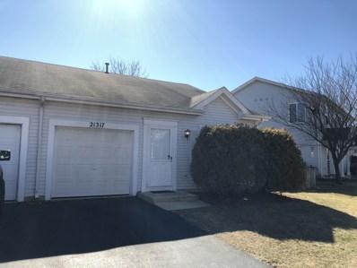 21317 Edison Lane, Plainfield, IL 60544 - MLS#: 09877297