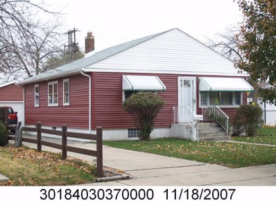 929 Greenbay Avenue, Calumet City, IL 60409 - #: 09877364