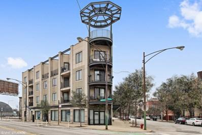 875 N Milwaukee Avenue UNIT 2-3E, Chicago, IL 60642 - MLS#: 09877403