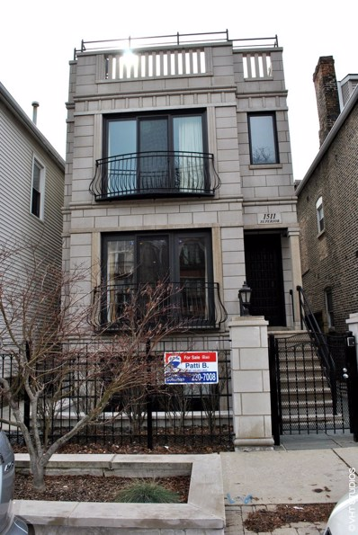 1511 W Superior Street, Chicago, IL 60642 - MLS#: 09877499