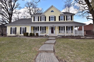 502 Steeplechase Road, St. Charles, IL 60174 - MLS#: 09877662