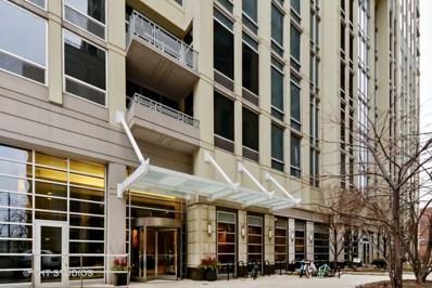 700 N LARRABEE Street UNIT 1608, Chicago, IL 60610 - MLS#: 09877677