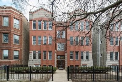 1409 W Cuyler Avenue UNIT 2W, Chicago, IL 60613 - MLS#: 09877856