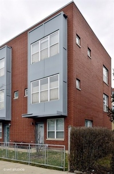 3460 W Belmont Avenue UNIT Q, Chicago, IL 60618 - MLS#: 09878116