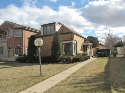 3711 W North Shore Avenue, Lincolnwood, IL 60712 - MLS#: 09878225