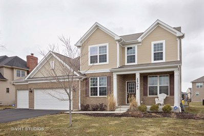 25063 Thornberry Drive, Plainfield, IL 60544 - #: 09878339