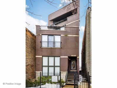 2241 W Roscoe Street UNIT 3, Chicago, IL 60618 - MLS#: 09878382