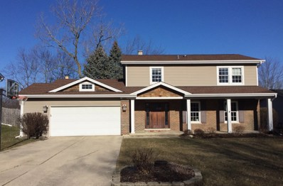 2022 Brentwood Lane, Wheaton, IL 60187 - MLS#: 09878476