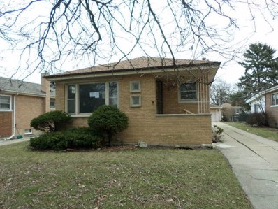 15615 Ingleside Avenue, Dolton, IL 60419 - MLS#: 09878486