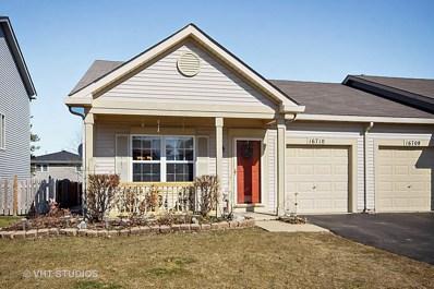 16710 W Natoma Drive, Lockport, IL 60441 - MLS#: 09878530