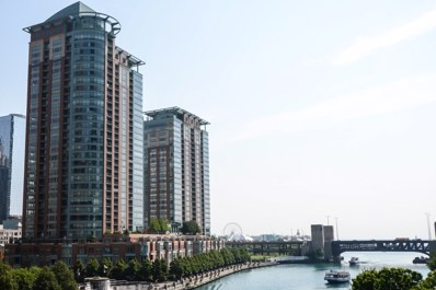 415 E North Water Street UNIT 1403, Chicago, IL 60611 - MLS#: 09878720