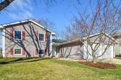 1810 Claremont Road, Hoffman Estates, IL 60169 - MLS#: 09878768