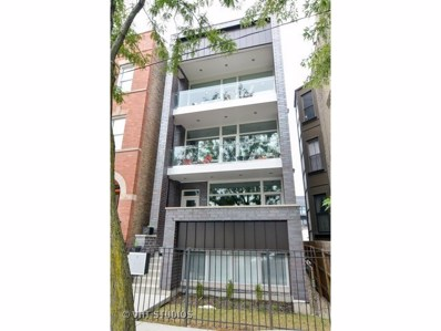 824 N Paulina Street UNIT 3, Chicago, IL 60622 - MLS#: 09878977