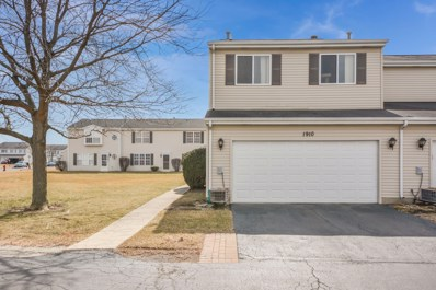 1910 Cinnamon Court, Joliet, IL 60435 - MLS#: 09879056