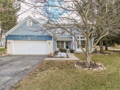 406 Harbor Drive, Carpentersville, IL 60110 - #: 09879528