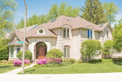 2522 Greenleaf Avenue, Wilmette, IL 60091 - MLS#: 09879593