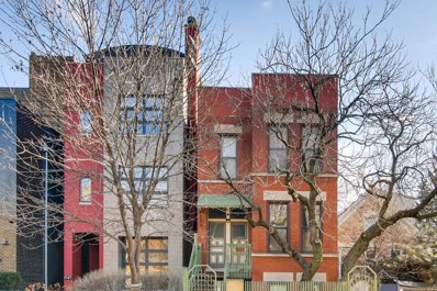 1543 N Honore Street UNIT 1, Chicago, IL 60622 - MLS#: 09879782