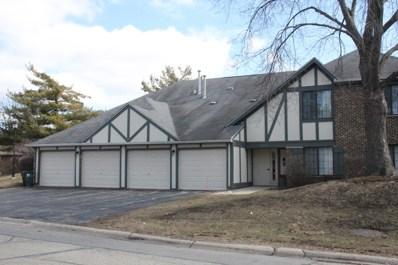 1960 Hidden Creek Circle UNIT 3, Palatine, IL 60074 - MLS#: 09879802